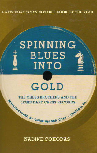 Cover of Spinning Blues into Gold