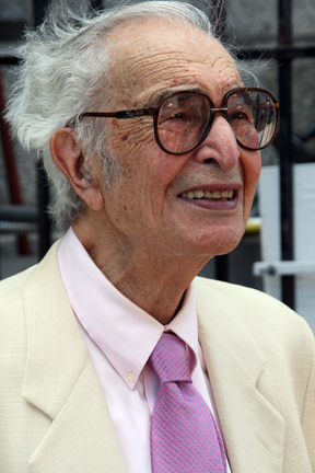 Dave Brubeck at 2010 CareFusion Newport Jazz Festival