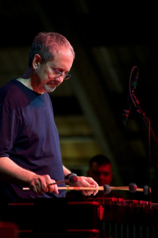 Dave Samuels at Litchfield Jazz Festival 2010