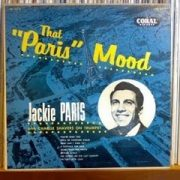 "Jackie Paris album cover: That ""Paris"" Mood image 0"