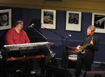 David Sanborn at Jazz at the Bistro in St. Louis