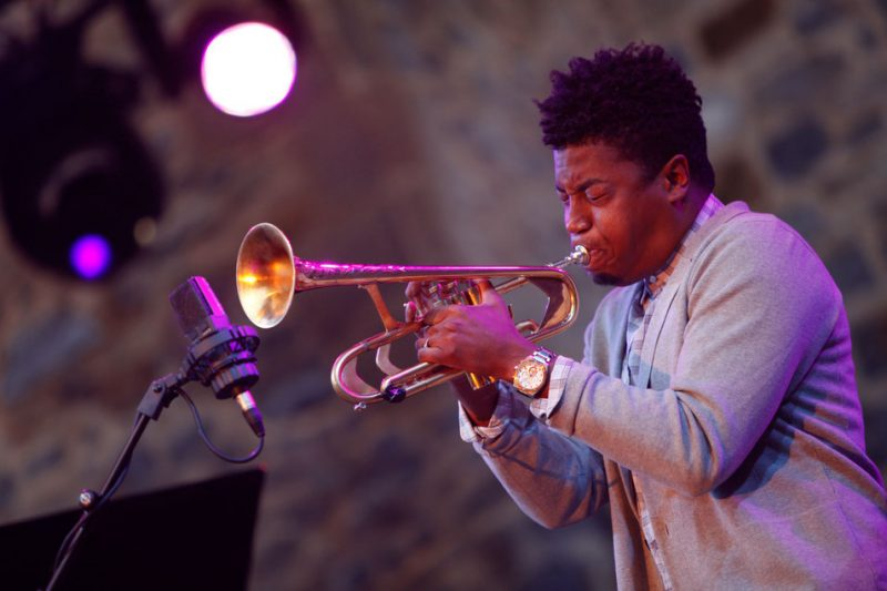 Christian Scott at Jazzaldia 2010