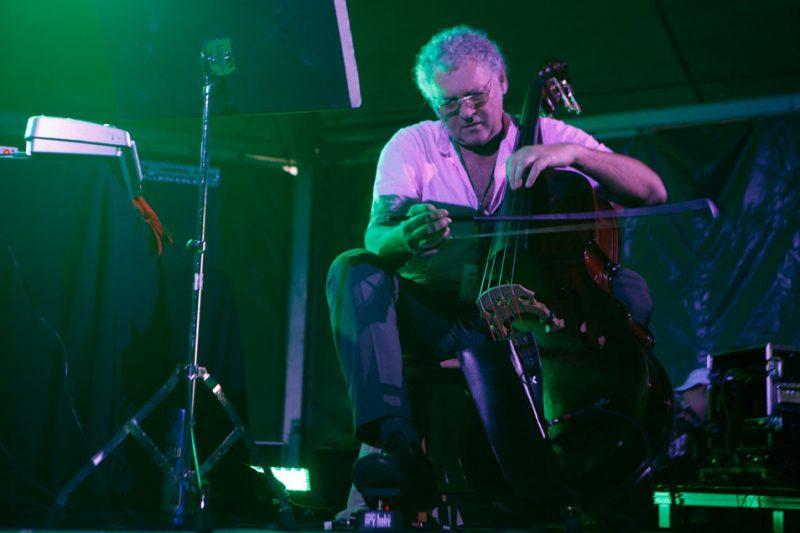Miroslav Vitous at Jazzaldia 2010