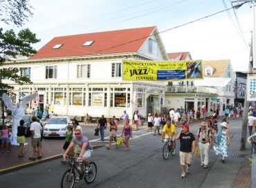 The 6th Annual Provincetown Jazz Festival