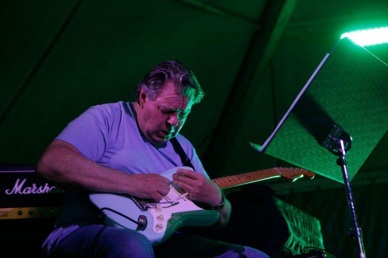 Terje Rypdal at Jazzaldia 2010