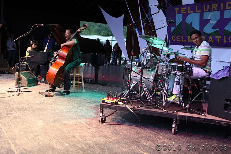 Stanley Clarke at the 2010 Telluride Jazz Celebration