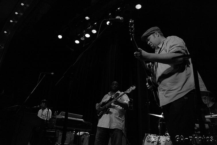 Eric Krasno at the 2010 Telluride Jazz Celebration