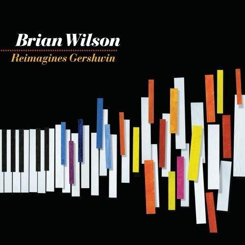Brian Wilson Reimagines Gershwin album cover