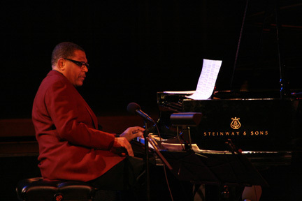 Donal Fox at 2010 Tanglewood Jazz Festival