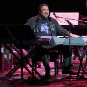 George Duke at Freihofer Jazz Festival at Saratoga Springs image 0