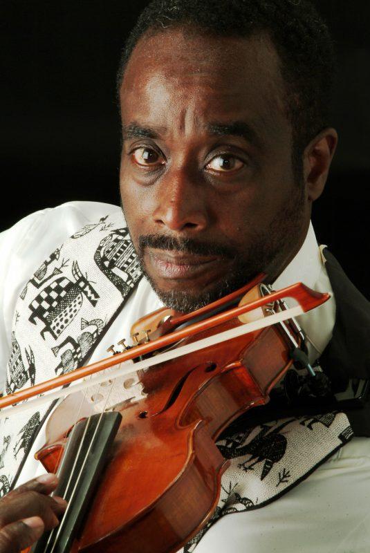 Virtuoso Jazz Violinist, John Blake, Jr.