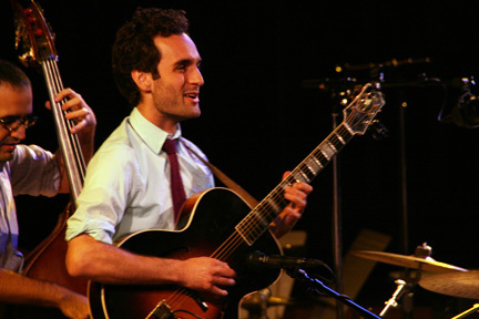 Julian Lage at 2010 Tanglewood Jazz Festival