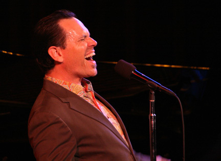 Kurt Elling at 2010 Tanglewood Jazz Festival