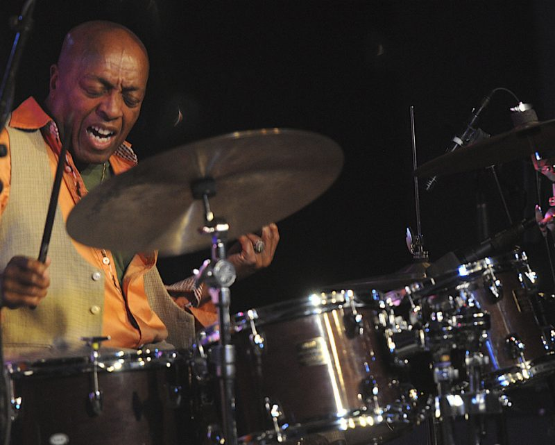Performance by Roy Haynes at 2010 Monterey Jazz Festival