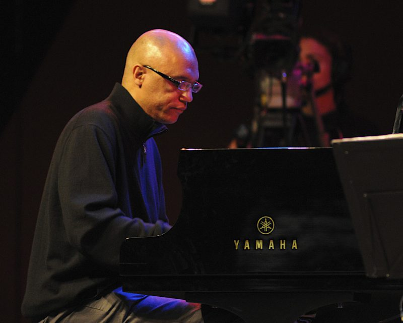 Performance by Billy Childs at 2010 Monterey Jazz Festival