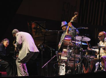 Monterey Jazz Festival: Trans-Generational Ultra-Hang