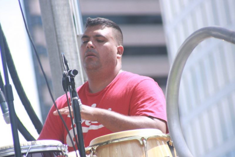 Afro Bop Alliance at the 2010 Rosslyn Jazz Festival