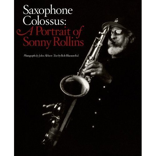 Saxophone Colossus book cover