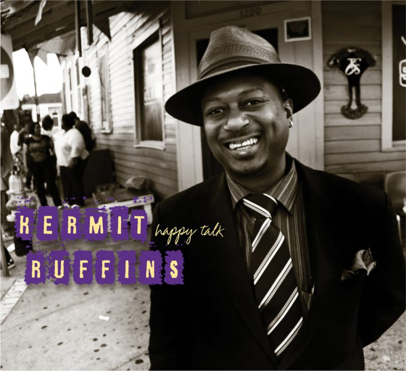 Kermit Ruffins' album Happy Talk