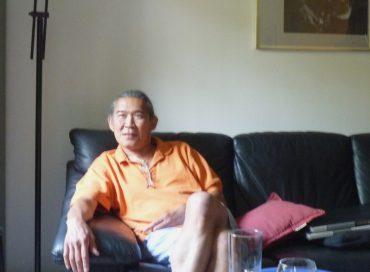 Cho Suthammanont: Bartender