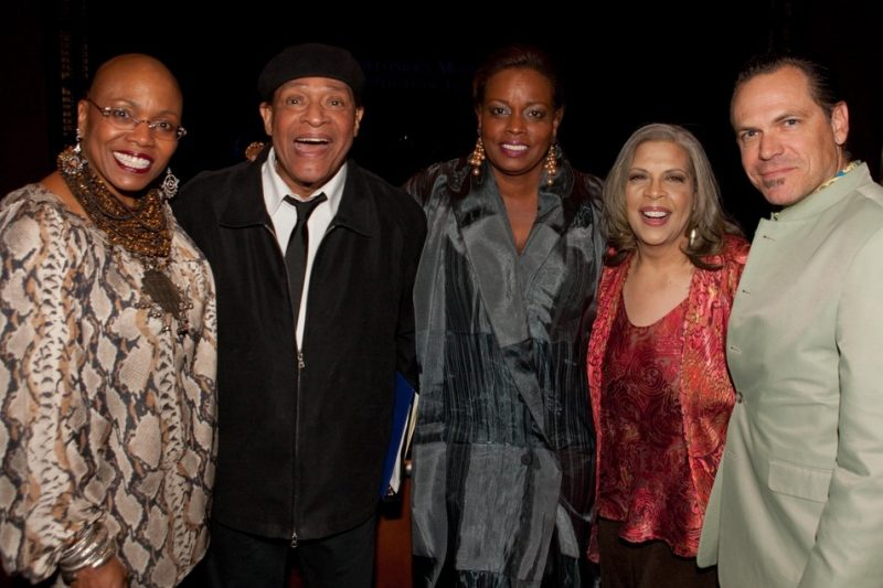 Competition judges: Dee Dee Bridgewater, Al Jarreau, Dianne Reeves, Patti Austin, Kurt Elling