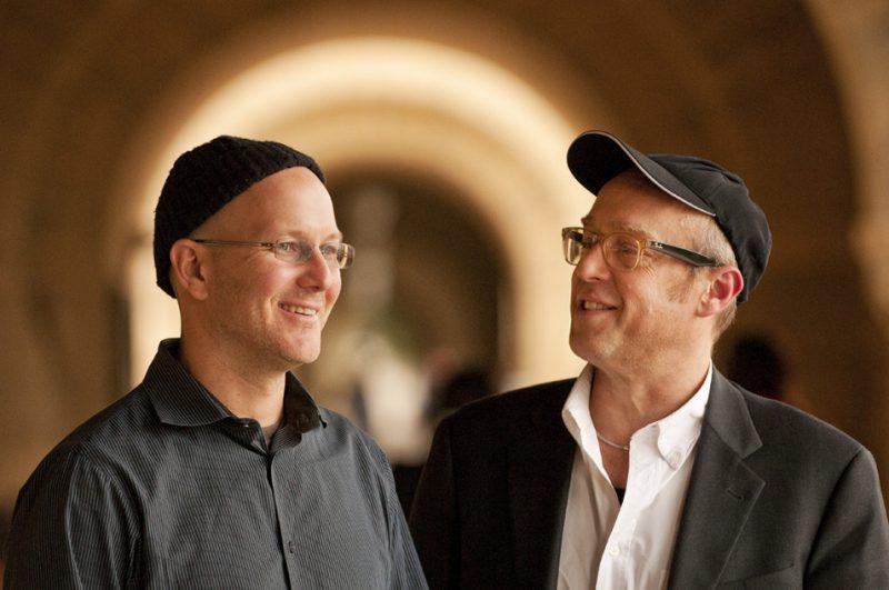 Bill Morrison and Dave Douglas