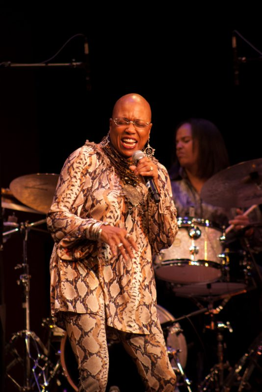 Dee Dee Bridgewater at Monk Institute Gala