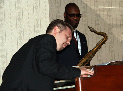 Tim Warfield and Pat Bianchi at Cape May Jazz Festival