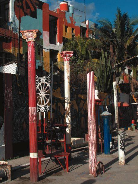 Hammel's Alley in Havana