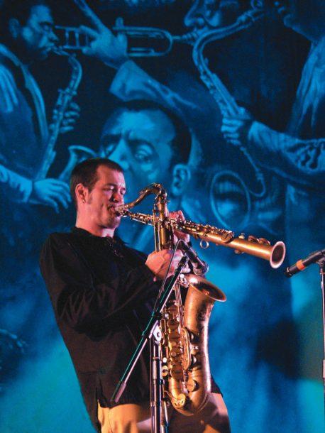 Jay Collins in Havana 2003