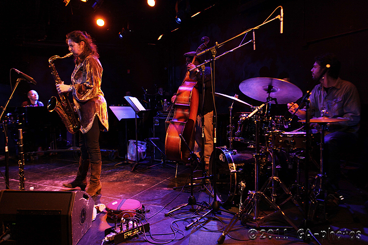 Anat Cohen Quartet at Winter Jazzfest 2011