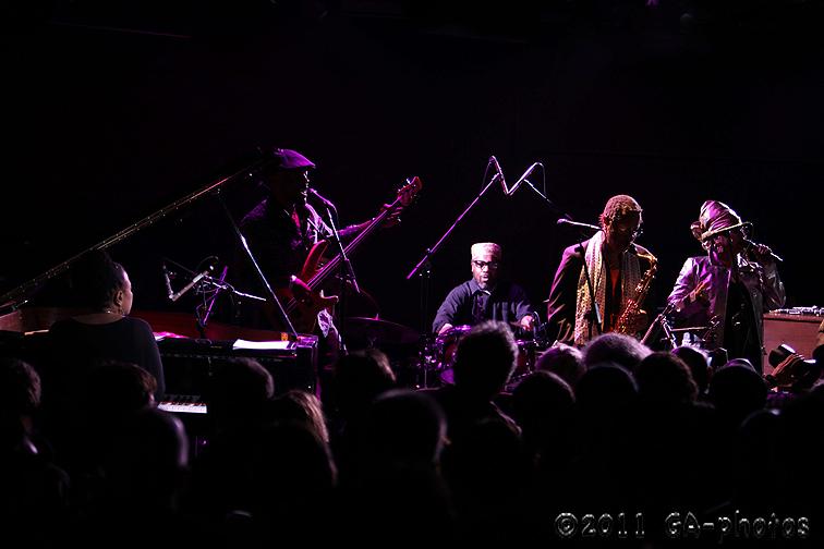 Don Byron New Gospel Quintet at Winter Jazzfest 2011