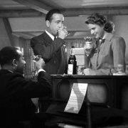 Dooley Wilson, Humphrey Bogart and Ingrid Bergman in Casablanca image 0