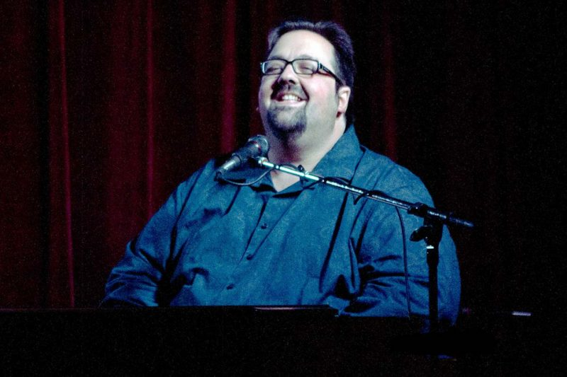 Joey DeFrancesco at Redding's in Atlantic City