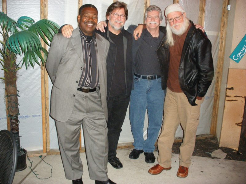 High Time, with Ndugu Chancler, Pat Coil, Lou Fischer and Fred Hamilton