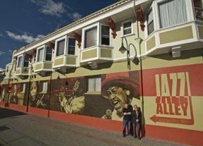 Kuumbwa Jazz Center Unveils Jazz Mural