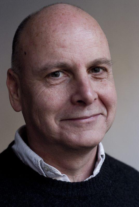 Author Kevin Whitehead