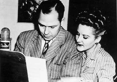 Johnny Mercer & Margaret Whiting