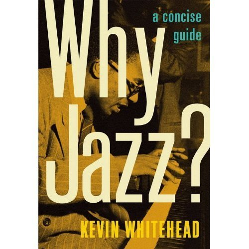 Why Jazz? book cover