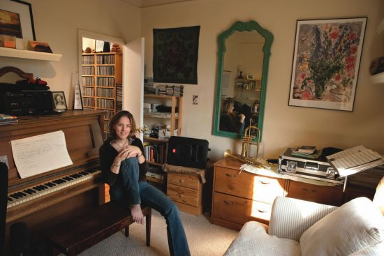 Ingrid Jensen at home image 0