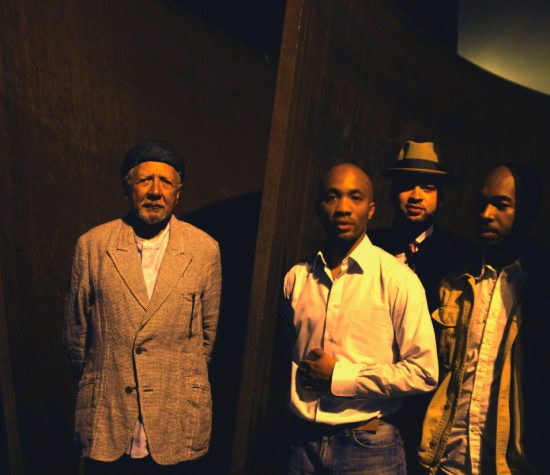 Charles Lloyd Quartet (L to R: Lloyd, Reuben Rogers, Jason Moran and Eric Harland) image 0