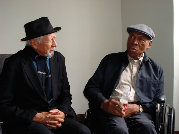 Charles Lloyd and Buddy Collette