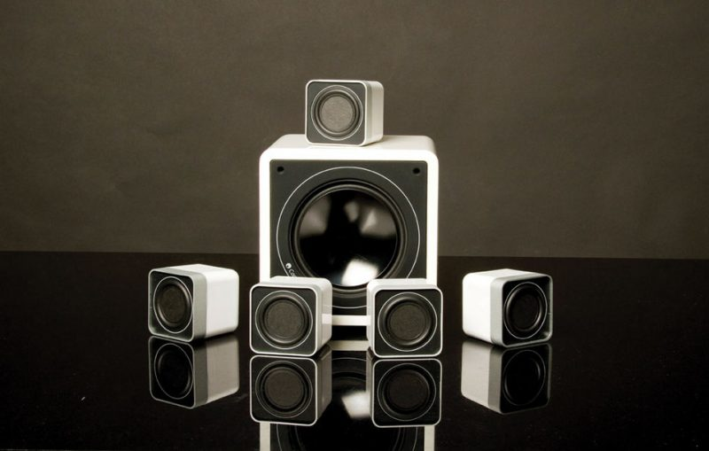 Cambridge Audio Minx speakers