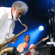 Sonny Rollins Honored Again