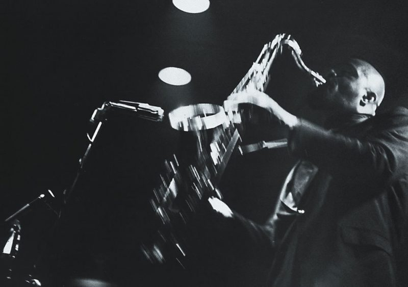 """From Ken Burns' Jazz: Sonny Rollins and a new avant-garde movement appear in Episode 9 (""""The Adventure,"""" 1956-1961)"""