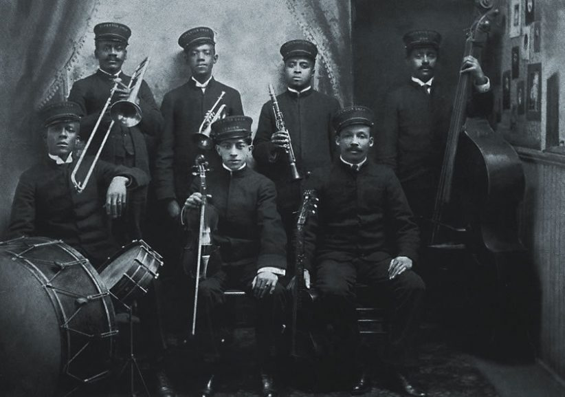 The Original Superior Orchestra in Ken Burns' Jazz