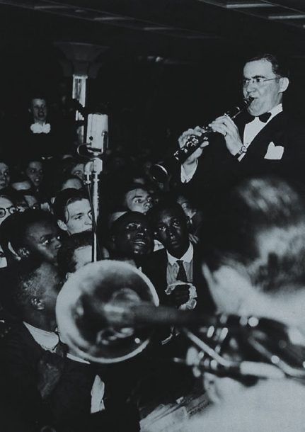 Benny Goodman in Ken Burns' Jazz