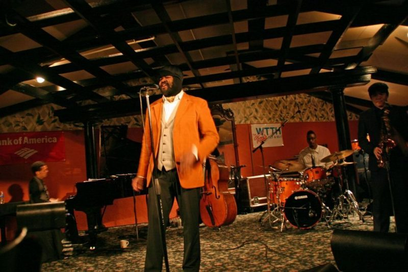 Gregory Porter at 2011 Cape May Jazz Festival