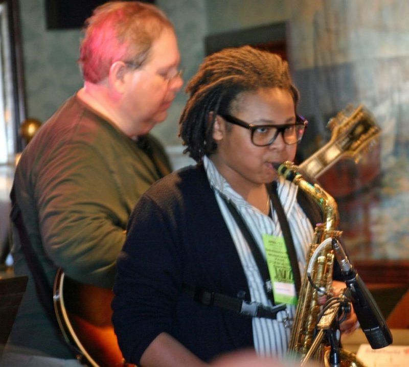 Performers at the 2011 Cape May Jazz Festival