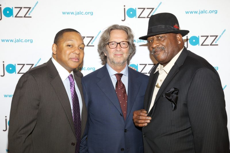 Wynton Marsalis, Eric Clapton & Taj Mahal at Jazz at Lincoln Center